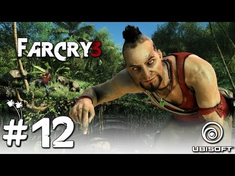Far Cry 3 Playthrough Deel 12 - Vaas Kaas Gaas Klaas