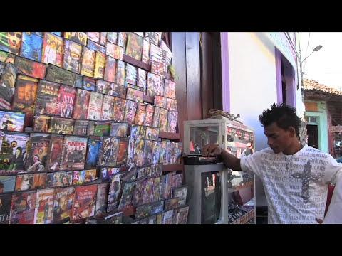 Granada, Nicaragua: Parque Central and Mercado