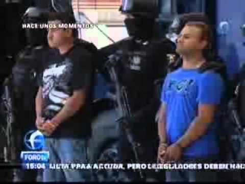 Policía Federal detiene a tres relacionados en el ataque al casino Royale