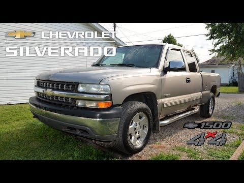 2000 Chevy Silverado 1500 - Review (New Daily)