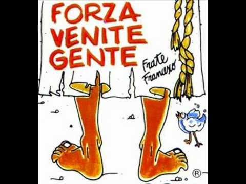 Musical - Forza Venite Gente E Piansero I Lupi Nel Bosco