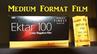 Medium format Film Photography