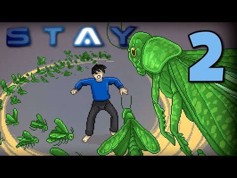 STAY - THIS PART WILL SHOCK YOU, Manly Let's Play [ 2 ]