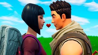 Un Noob en el Amor - Corto de Fortnite