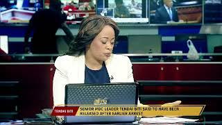 Afro Expert Tapiwa Diamond Chadya talks about Tendai Biti's arrest and Zimbabwe post the elections