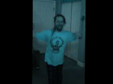 My Aunts Bf Dancing Filmed By Kristian Courtenay video