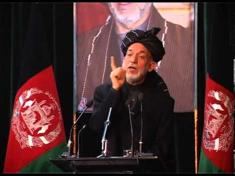 President Karzai's speech in Helmand Province -- March 12, 2013