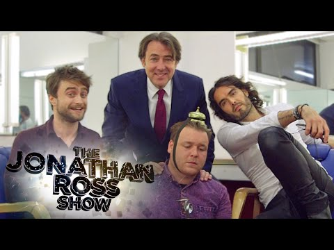 World's Horniest Man: Daniel Radcliffe vs Russell Brand - The Jonathan Ross Show