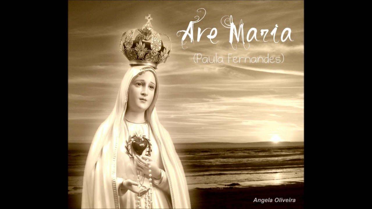 Lateinisches Gebet Ave Maria