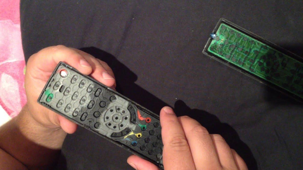 Починить пульт от телевизора своими руками