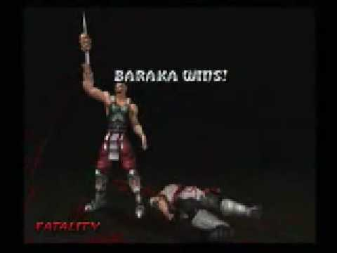 Mortal Kombat Deception Fatalities Part 1