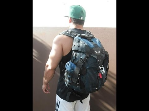 oakley kitchen sink backpack video review. beautiful ideas. Home Design Ideas