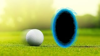 GOLF WITH PORTALS! (Golf Minigame)