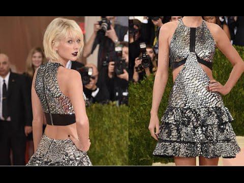 Taylor Swift Met Gala 2016 Dress: Hot or Not?!