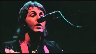 Paul McCartney & Wings - Blackbird (Acoustic Live)