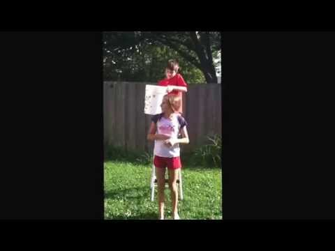 ice bucket challenge epic fail