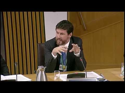 European and External Relations Committee - Scottish Parliament: 12th June 2014