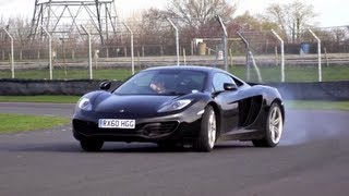 Living With the McLaren MP4-12C - /CHRIS HARRIS ON CARS