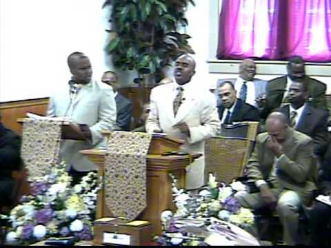 Pastor Gino Jennings Truth of God Radio Broadcast 866-868 Part 1 of 2 Raw Footage!