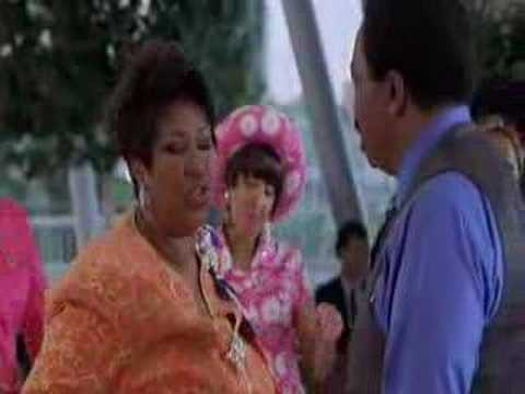 Aretha Franklin - Respect (Blues Brothers 2000)