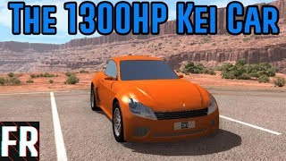 Automation/BeamNG Drive - The 1300 HP Kei Car