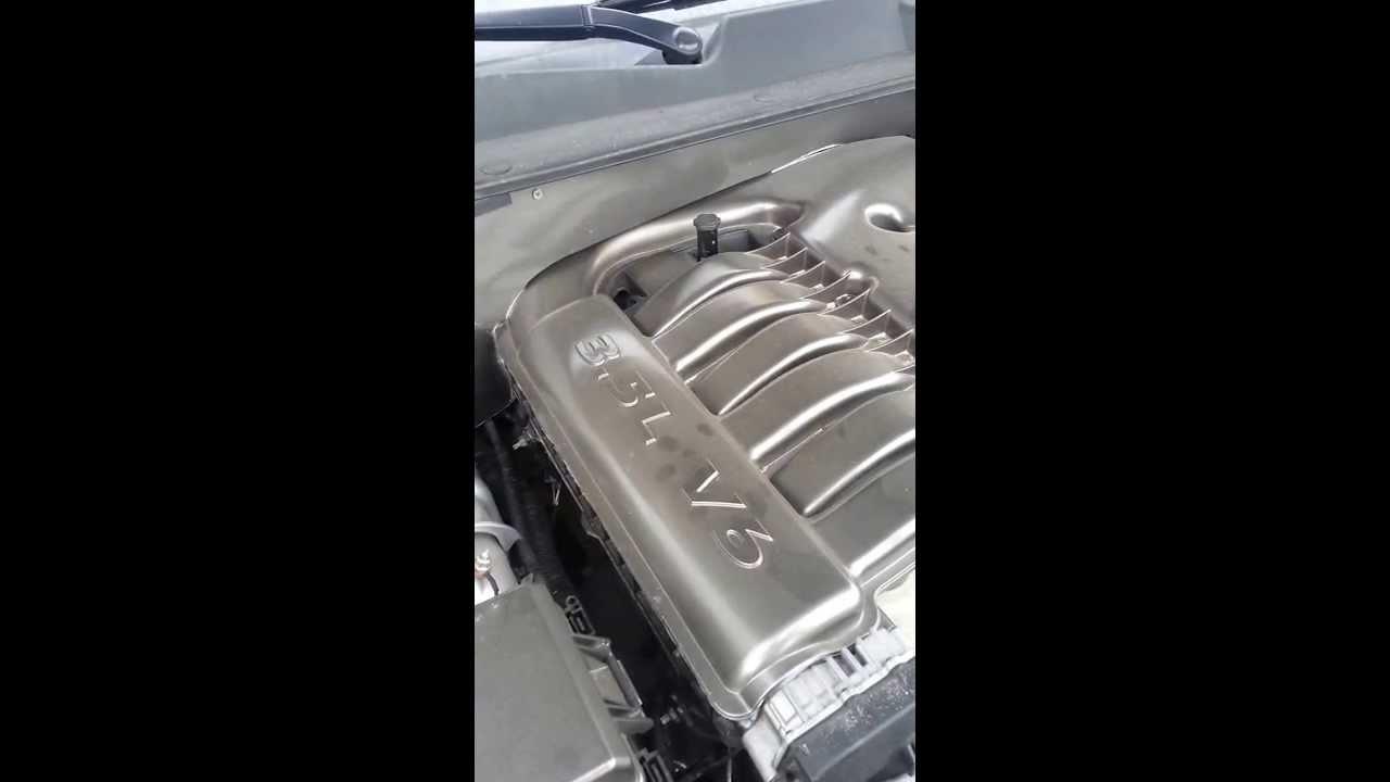 Dodge Charger 3 5l V6 Rocker Arm Assembly Knock Youtube