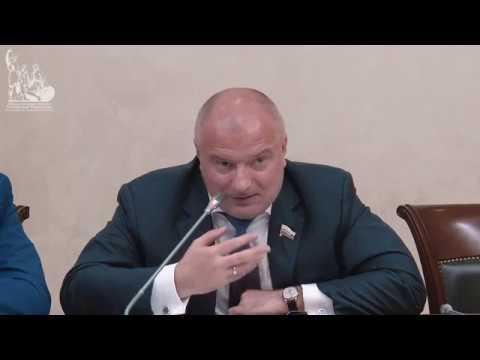 Андрей Клишаc в рамках IV Общественного диалога «Что нас объединяет?!» на площадке ОП РФ