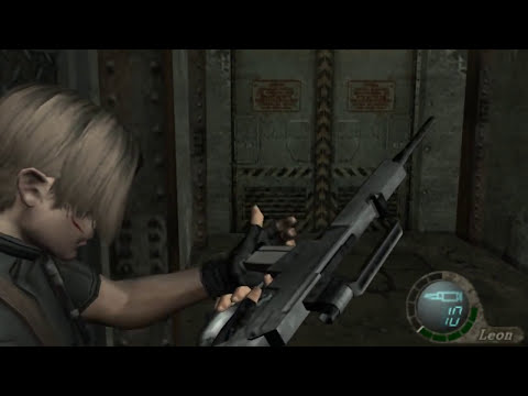 Resident evil 4 Profesional NO DAMAGE Capitulo 5-4 parte 1