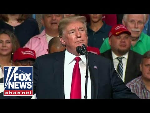 Trump: We want maximum border security