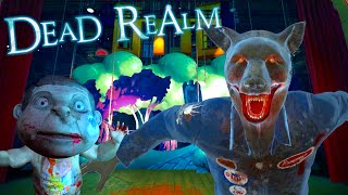 Dead Realm Funny Moments - New Map, Game Show, Fast Round(Spare Parts Edition)
