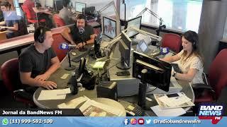 Jornal da BandNews FM - 15/07/2019