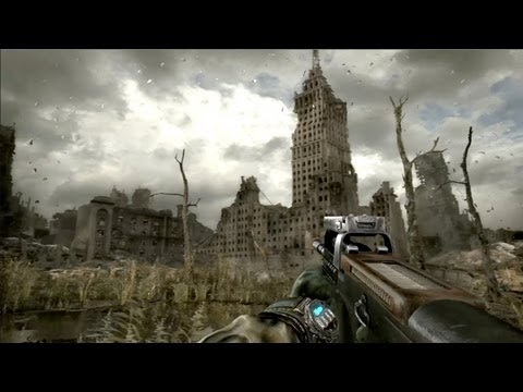 10 Minutes In The Swamp With Metro: Last Light