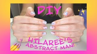 DIY Abstract Nail Art! NinaNailedIt-inspired!