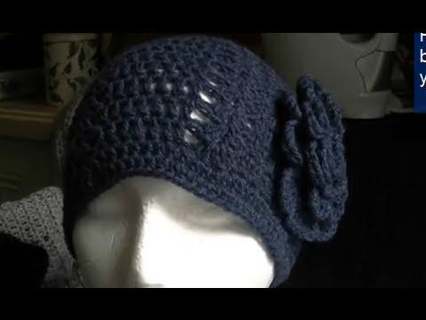 How to Crochet a Beanie - Mahalo.com