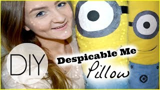 DIY: Despicable Me Pillow