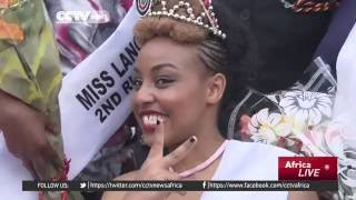 FULL VIDEO: Prison beauty pageant in Kenya seeks to boost inmates' self-esteem