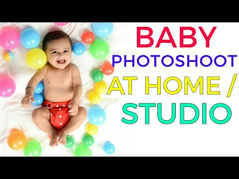 Baby Photoshoot At Homestudio Ideas You Will Love This