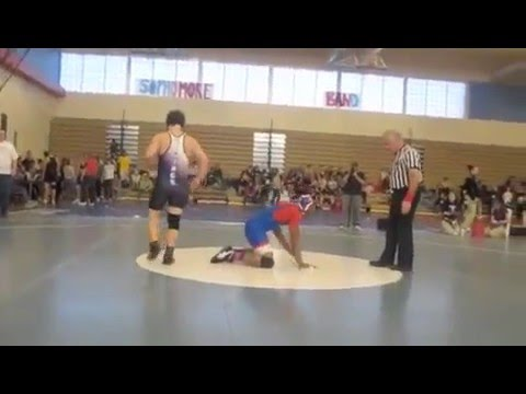 Antonio Russell - Chief Sealth High School Wrestling