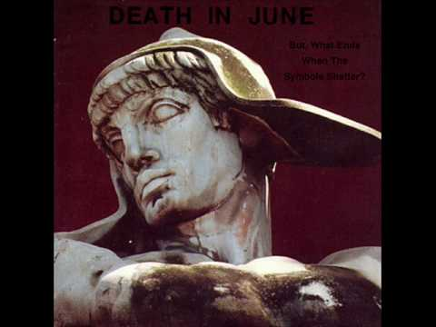 Death In June - The Mourners Bench