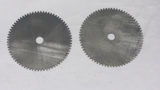 Simple Steam The Myfordboy Traction Engine Part 4 Gear Cutting (1)