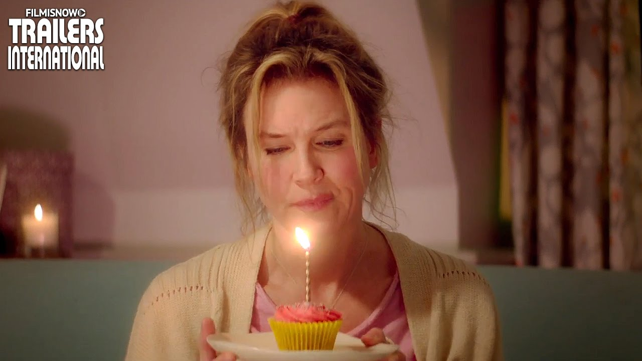 Bridget Jones's Baby ft. Renée Zellweger, Colin Firth, Patrick Dempsey | Trailer