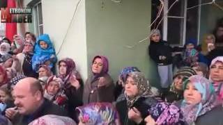 Akhisarlı şehit polis son yolculuğuna uğurlandı