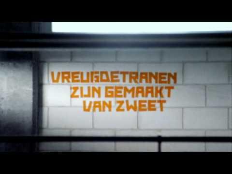 Nike - Bloed oranje. WK 2010