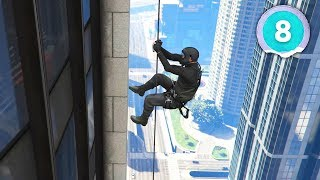 MISSION IMPOSSIBLE - Grand Theft Auto 5 - Part 8