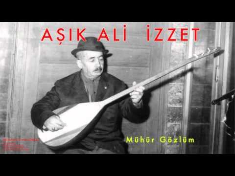 Aşık Ali İzzet – Mühür Gözlüm [ Mecnun'um Leyla'mı Gördüm © 2000 Kalan Müzik ]