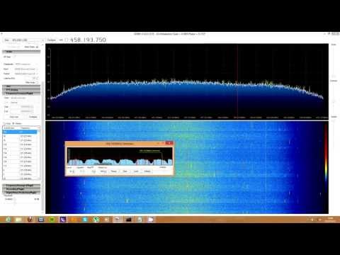 RTL SDR Scanner SDRsharp plugin setup + how to