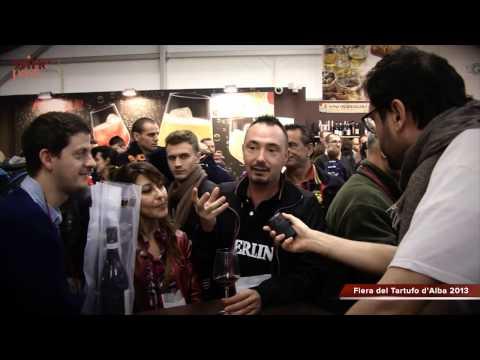 Alba Truffle Fair 2013 - Flash Interview - Da buon Pavese...