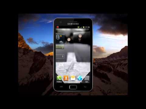 Review Salman Rom (Samsung Galaxy S II)