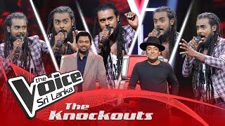 Malith Madushanka | Ramya Manahara  The Knockouts | The Voice Sri Lanka