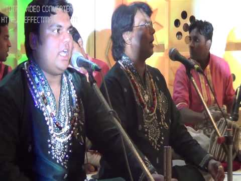 Dulhe Ka Sehra Suhana Lagta Hai By Qawwal Niazi Nizami Brothers Live At Agra video